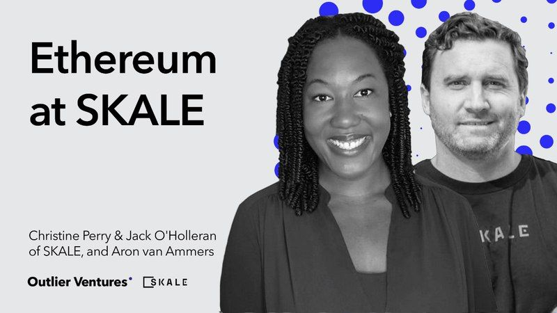 Watch SKALE on Outlier Ventures podcast