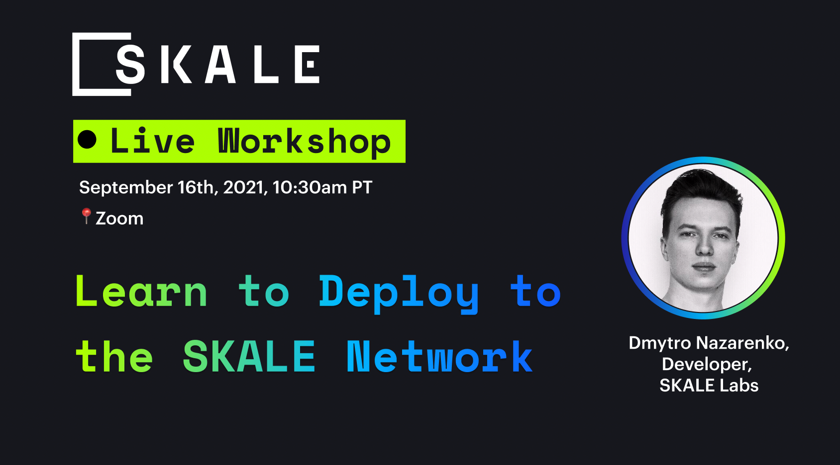 Learn How to Deploy on SKALE