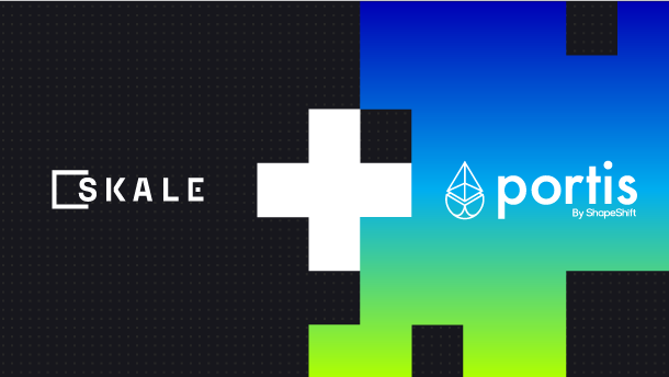 SKALE + Portis: Innovative Uses for a Top Self-Custody Wallet and Web3 Access Provider