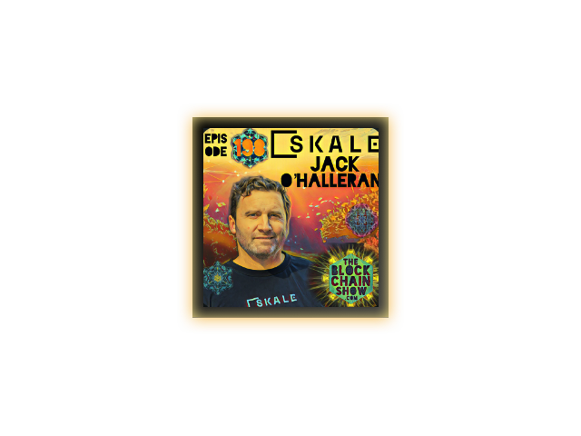 SKALE on The Blockchain Show Podcast