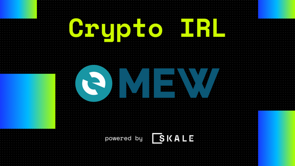 MEW Offers First Mobile Staking Experience on the SKALE Network